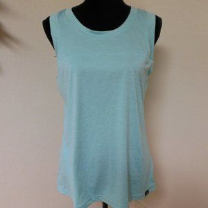 The North Face Flash Dry Sleeveless Top Blue